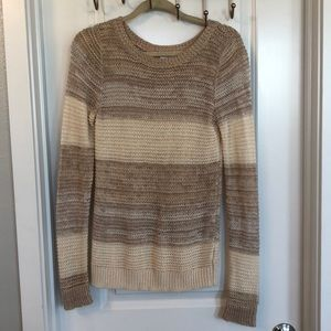 Cream / Tan Sweater